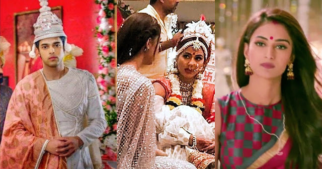 Big Dhamaka : Prerna's dhamakedar entry in Anurag Komolika's wedding unfolds big chaos in Kasauti Zindagi Ki 2