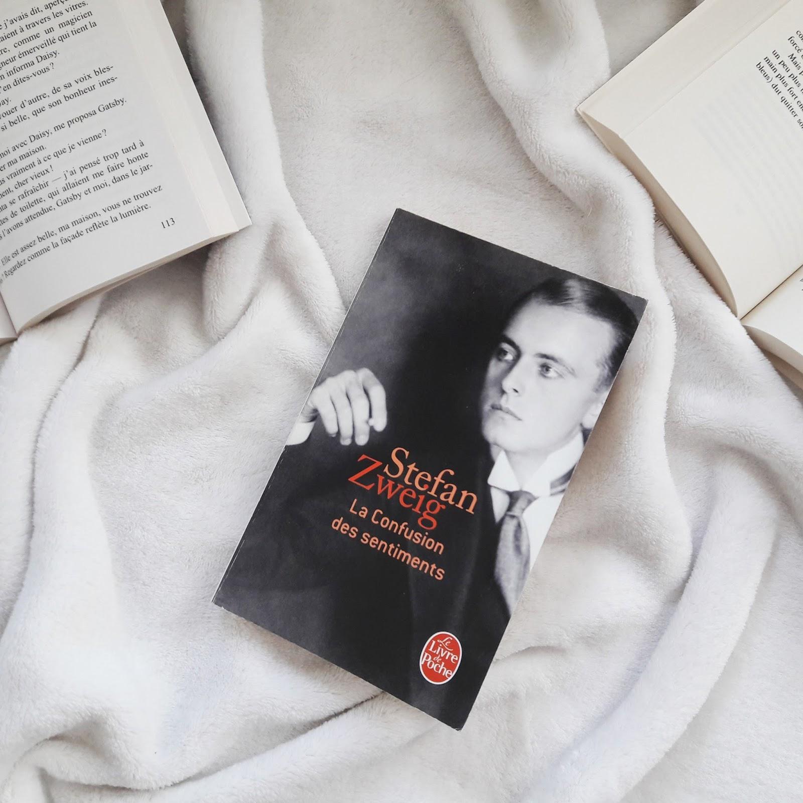 La confusion des sentiments  de Stefan Zweig