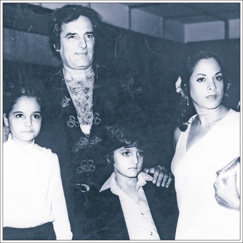 Feroz Khan Tanoli - Actor Indian Film Industry ~ We Tanolis