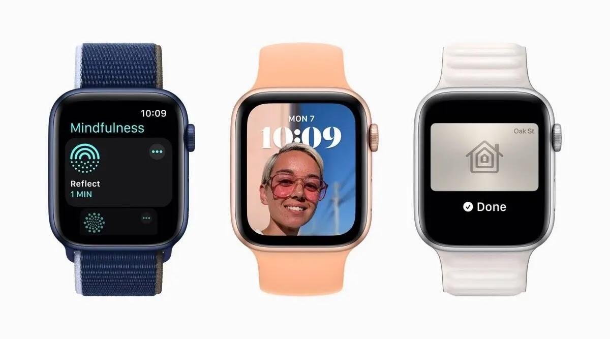 Apple watchOS 8, New Apple watchOS 8, News Apple watchOS 8, Buy Apple watchOS 8
