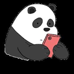 Panpan! Panda Bear