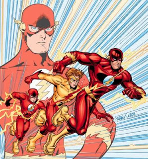 flash dc go to west