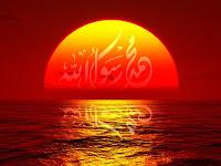 Nabi Muhammad Mataharinya Dunia