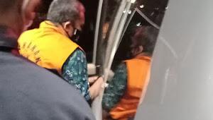 Heri Tantan Sumaryana Penuhi Panggilan KPK Langsung Dikenakan Rompi Orange