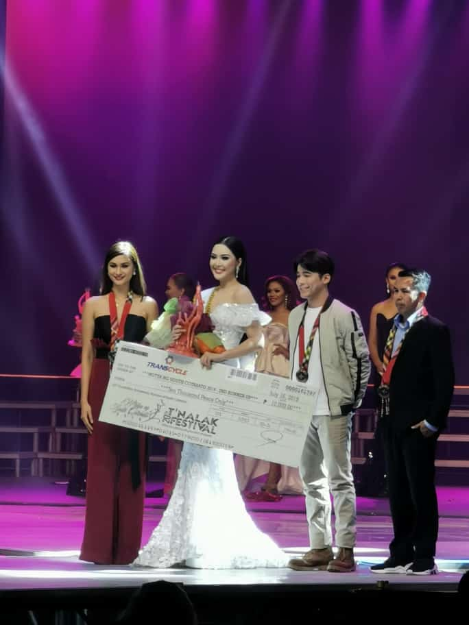 Glycelle Navares crowned Mutya ng South Cotabato 2019
