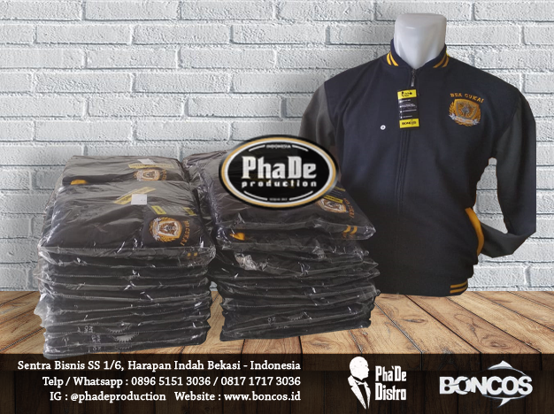 JAKET BEACUKAI PHADE PRODUCTION