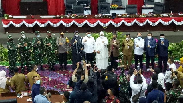 DPRD Kepri Usulkan Pelantikan Ansar-Marlin Sebagai Gubernur dan Wakil Gubernur Kepri Masa Jabatan 2021-2024