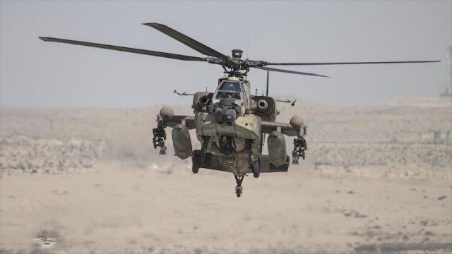 Medios: Helicópteros israelíes atacan a Ejército sirio en Golán