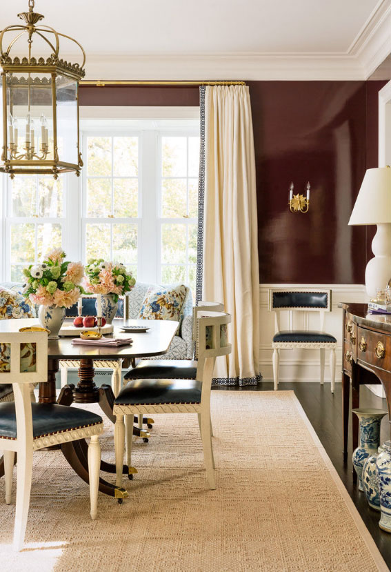 Décor Inspiration | Interior Designer: Ashley Whittaker & a Spring-like Home in Connecticut