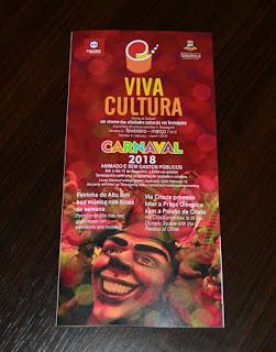6ª edição do folder 'Viva Cultura' traz um resumo das atividades culturais em Teresópolis nos meses de fevereiro e março