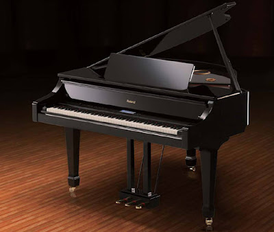 đàn piano điện roland v-piano grand