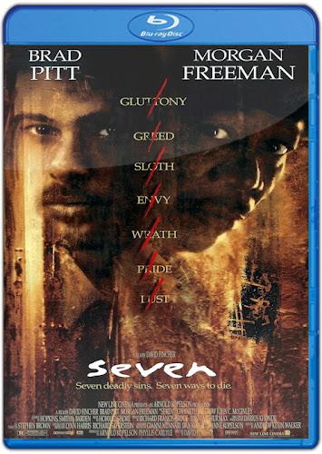 Se7en, los siete pecados capitales 1080p Latino