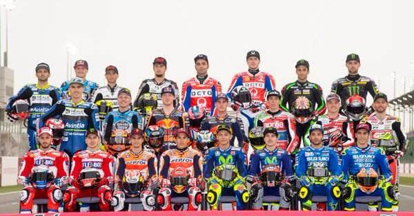 Klasemen Pembalap MotoGP