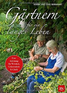 Cover von  Karin und Udo Bernhart - Gärtnern für ein langes Leben