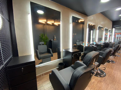 Orçamento de pintura de barbearia