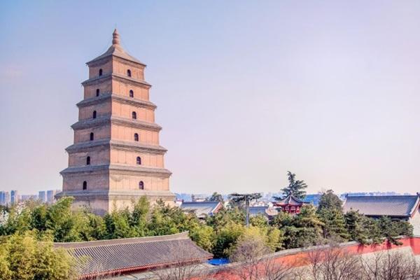 วัดต้าฉือเอิน (Da Ci'en Temple) @ www.trip.com