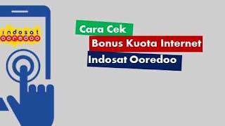 √ cara cek bonus telepon, cek bonus sms dan cek bonus internet Indosat Kartu im3 dan mentari 5
