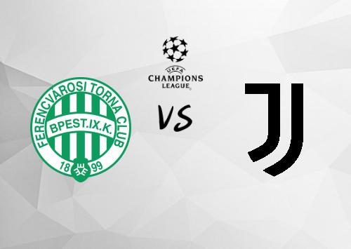 Ferencváros vs Juventus  Resumen y Partido Completo