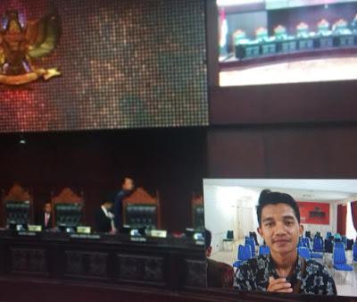 Ijtihad Mahasiswa Mengawal Pemerintahan Jokowi - Makruf Amin