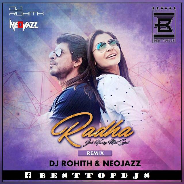 Radha (JHMS) – DJ Rohith & Neojazz Remix