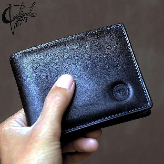 dompet kulit pria 3 lipat