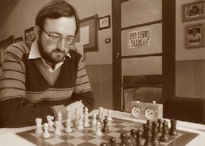 El ajedrecista Josep Manuel Torres Martínez