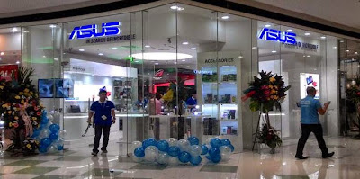 ASUS Opens Concept Store in SM Bacolod