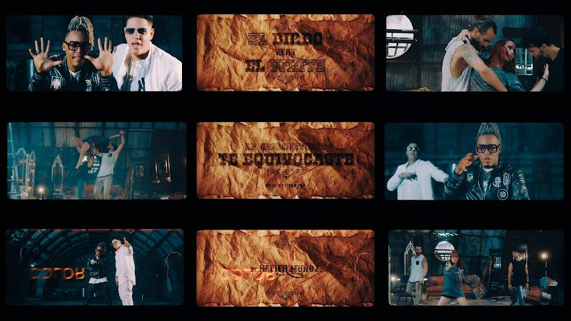 El Birbo & El White - ¨Te equivocaste¨ - Videoclip - Director: Helier Muñoz. Portal Del Vídeo Clip Cubano. Música cubana. Reguetón. Cuba.