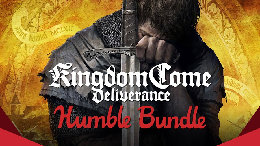 kingdom come deliverance sale pc humble monthly bundle warhorse studios
