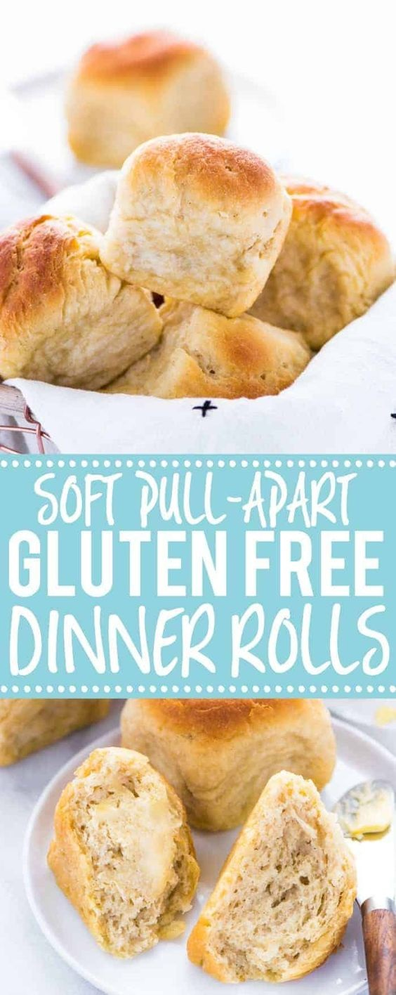 Recipe For Gluten Free Dinner Rolls