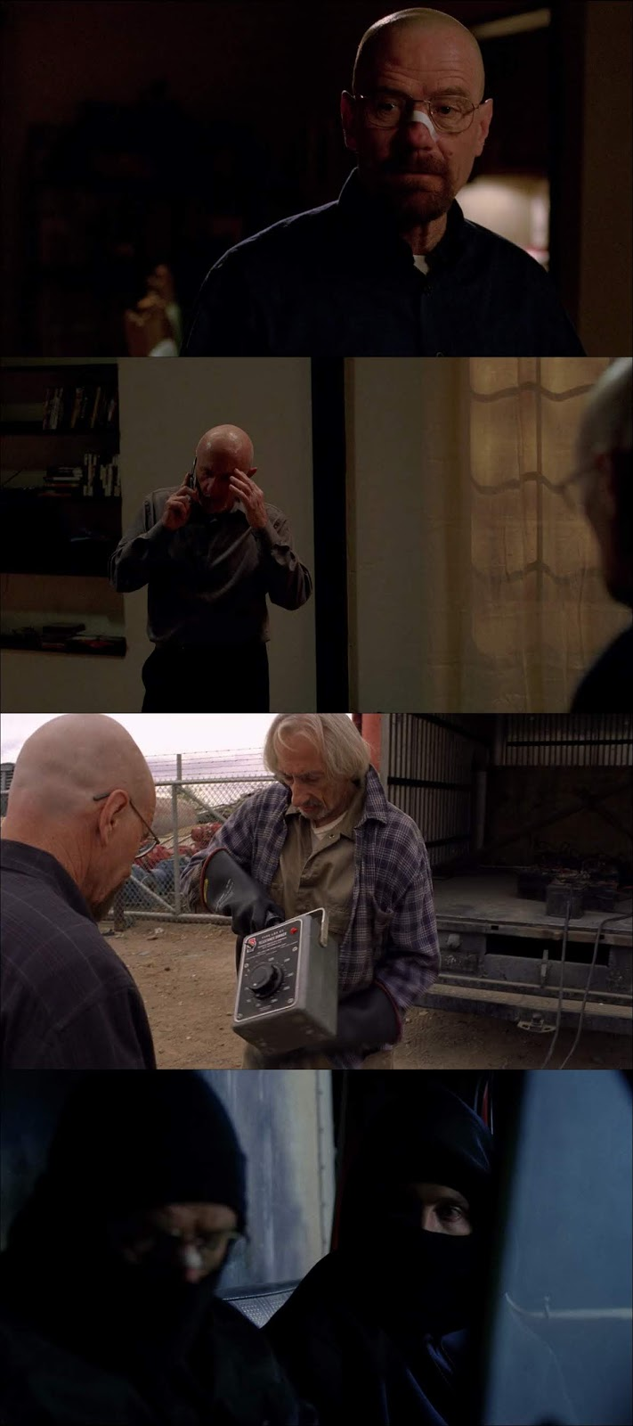 Breaking Bad Temporada 5 HD 720p Dual Latino