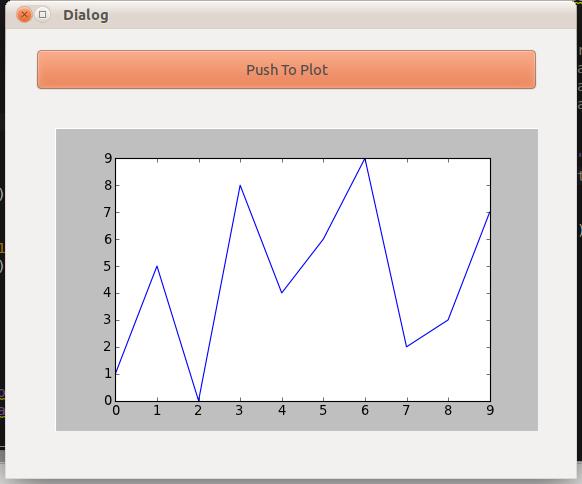 Dymaxion Kim: PyQt GUI에 matplotlib 플랏 삽입하기 (번역)