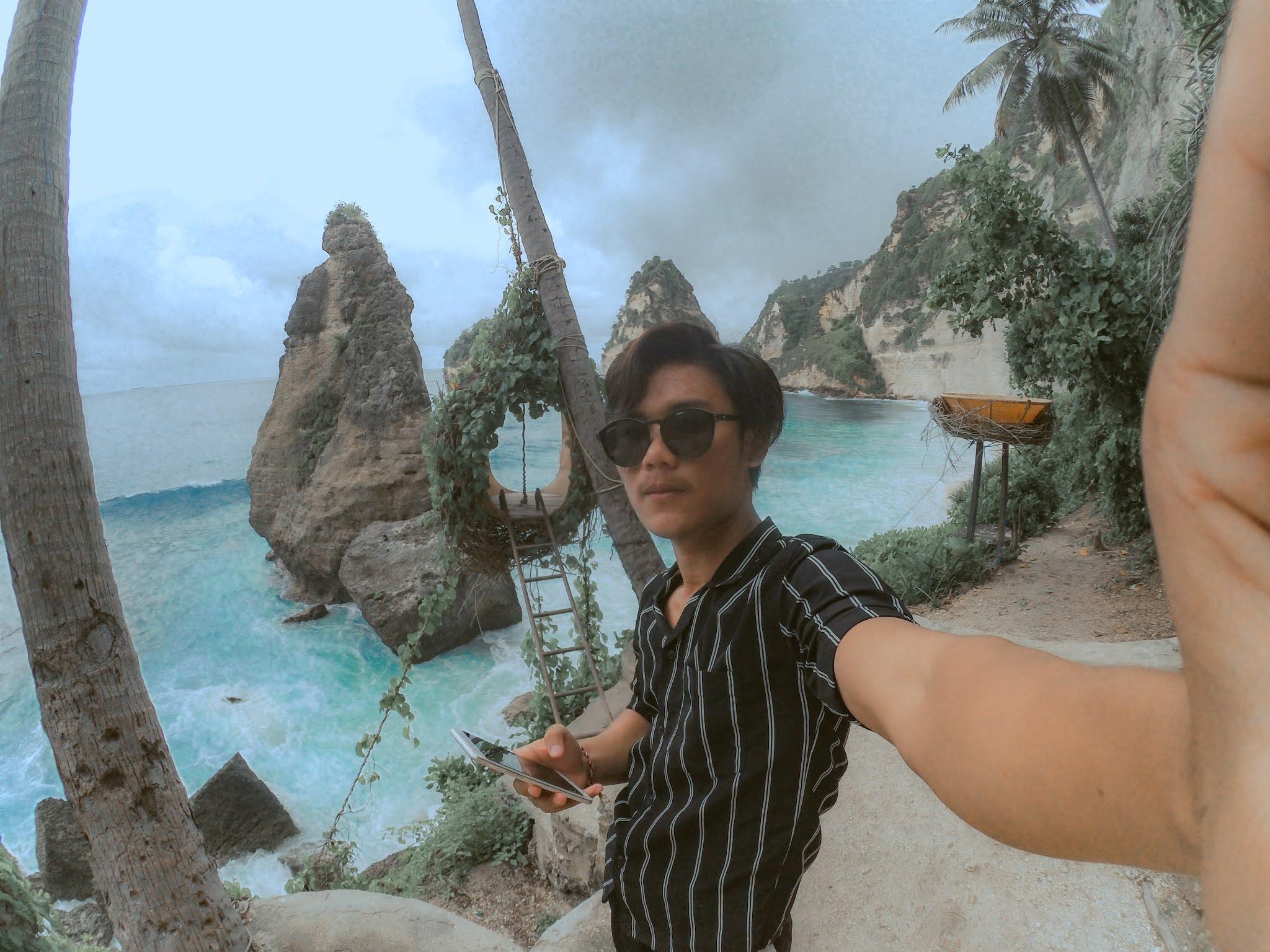 Diamond Beach Nusa Penida Island
