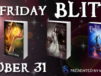 4 FOR FRIDAY BLITZ -- ****GIVEAWAY****