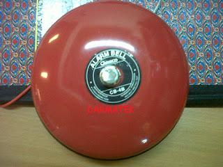 Jual Alarm Bell Camsco 4,6,8 dan 10 inchi