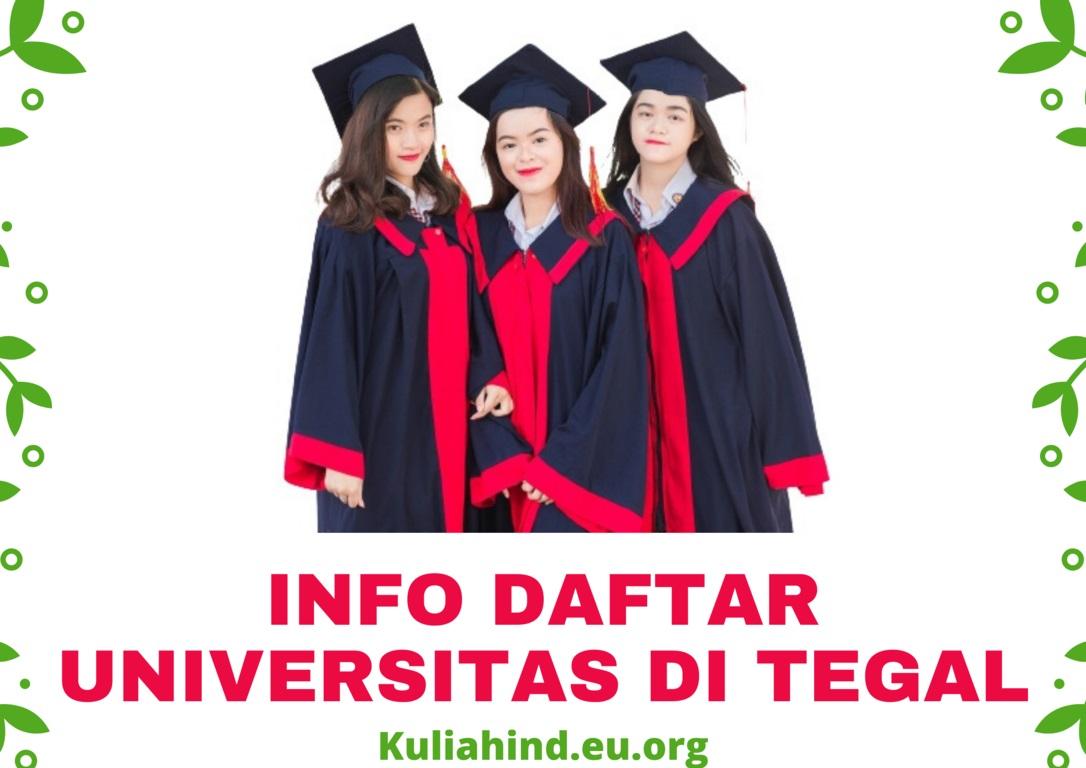 universitas di tegal