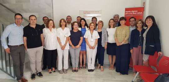 Barceló anuncia que el nuevo servicio de urgencias del Espai Sanitari Campanar-Ernest Lluch abre sus puertas el día 13