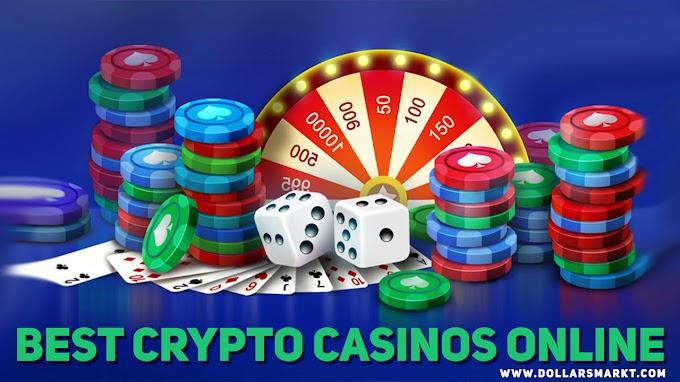 Best Online Crypto Casinos & Sportsbetting Sites in 2021