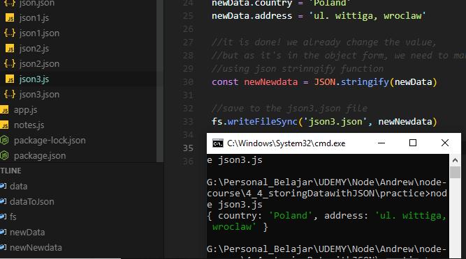 Javascript Read Json File