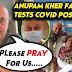 #Anupamkher की मां दुलारी और भाई समेत 4 लोग निकले #Corona पॉजिटिव