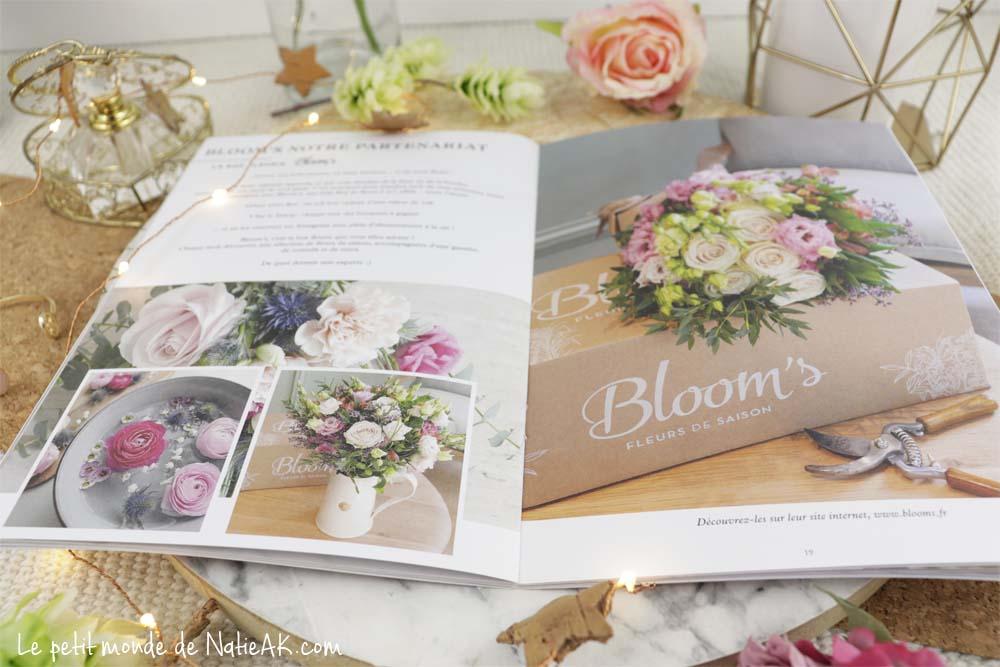 box fleurie Bloom's fleurs de saison