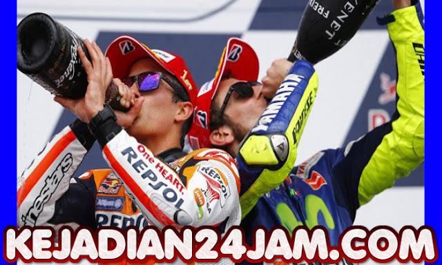 Petinggi Repsol Honda Beberkan Perbedaan Marquez Dan Rossi