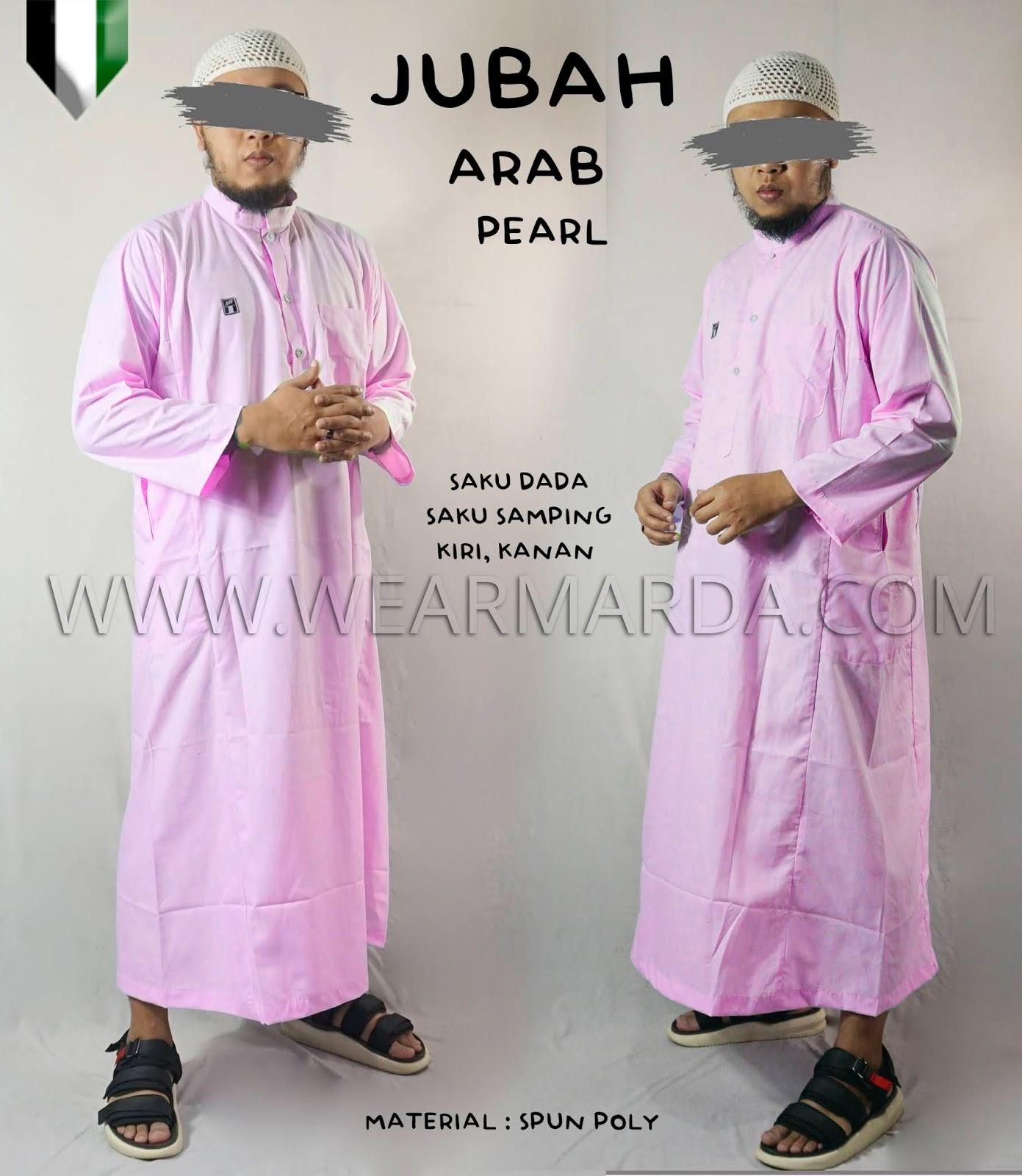 JUBAH ARAB PEARL
