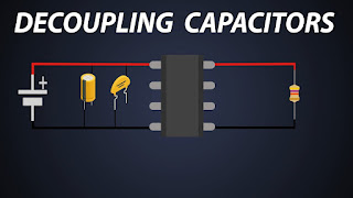 Definition of Decoupling Capacitors and its uses
