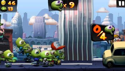 Zombie tsunami modded version