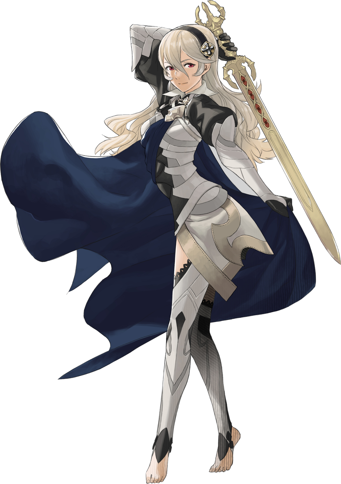 Fire Emblem If female protagonist has two left feet