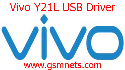 Vivo Y21L USB Driver Download