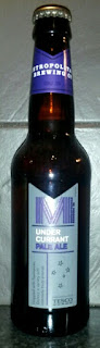 Under Currant Pale Ale (Metropolitan Brewing Co)