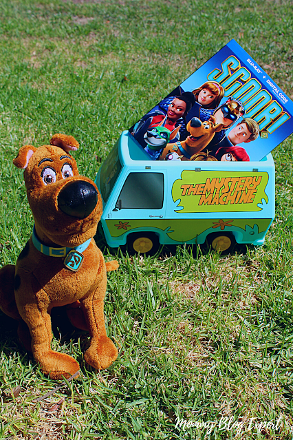Scooby-Doo Scoob Movie Review