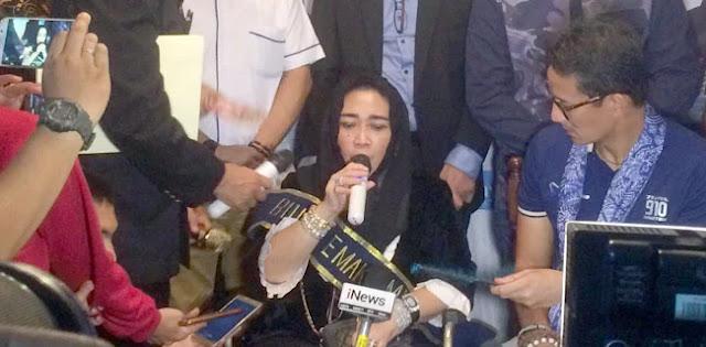 Rachmawati: Emak-Emak Ujung Tombak Pemenangan Prabowo-Sandi